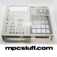 Akai MPC 2000XL Top Panel Casing ( Beige ) USED