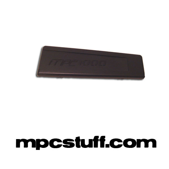 Akai MPC 1000 Black End cap side panel