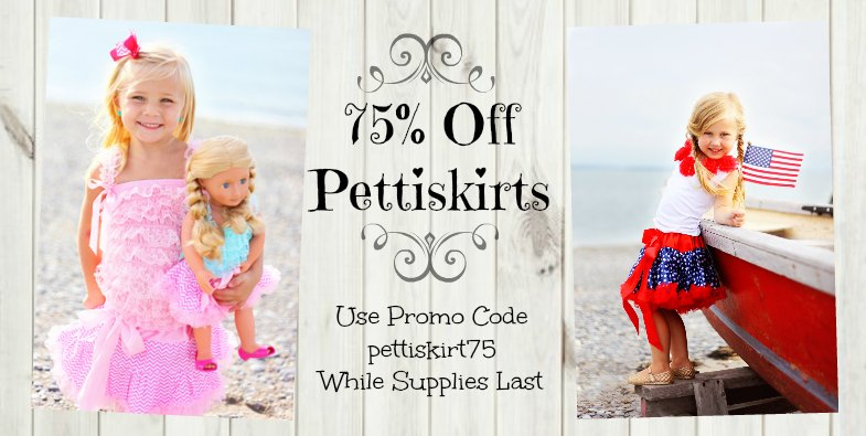 Girl Pettiskirt Clearance Sale