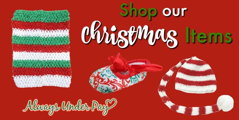Shop Christmas Items for Children at Always Underpay
