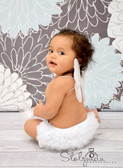 Diaper Cover White