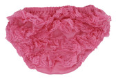 Hot Pink Lace Diaper Cover