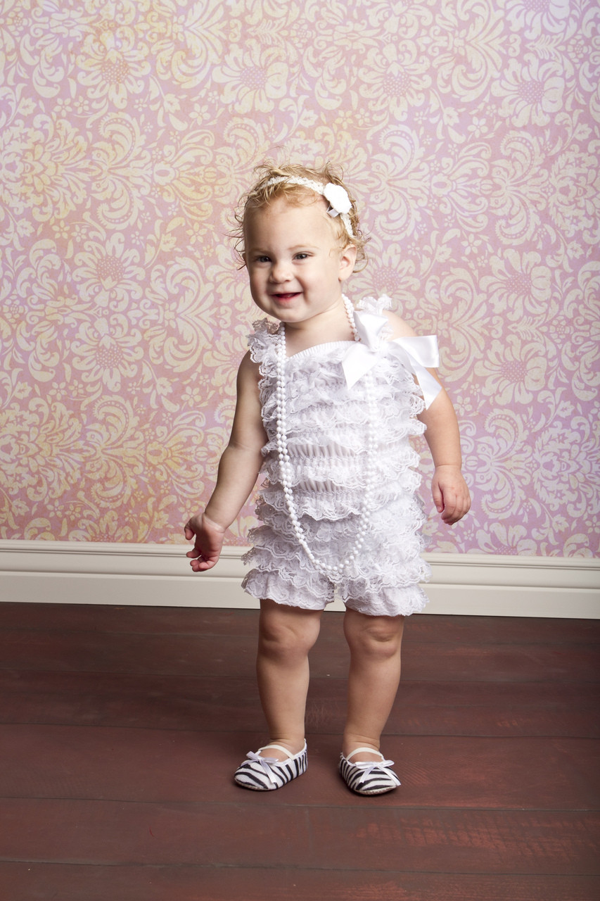 ed80715ecbff Baby Girl Clothes   Rompers