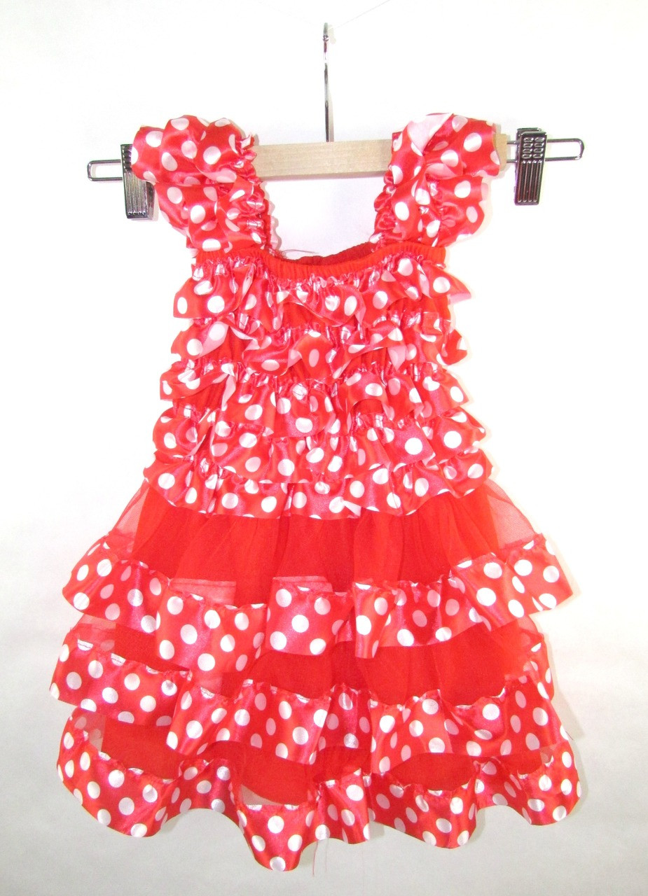 Fashion style Girl Baby adorable petti ruffle dresses assortment for lady