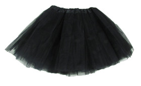 Black 5 Layer Ballet Tutu
