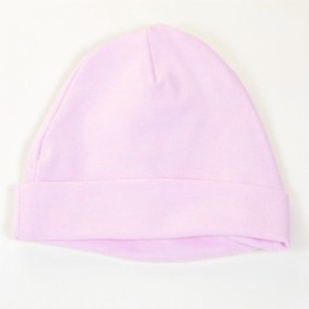Light Pink Cotton Beanies