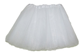 White 5 Layer Ballet Tutu