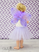 Butterfly dressup wings Lavender