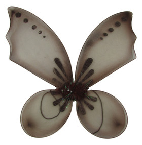 Brown Pixie Wings