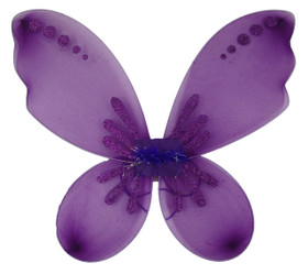 Purple Pixie Wings
