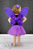 Pixie Wings Purple