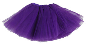 Purple 5 Layer Dance Tutu