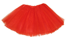 Red 5 Layer Dance Tutu