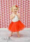 5 Layer Dance Tutu Red