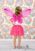 Pixie Wings Dark Pink