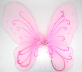 Light Pink Baby Butterfly Wings