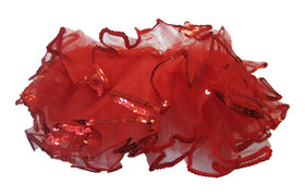 Red Sequin Dance Tutu