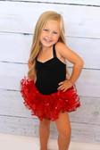 Red Sequin Ballet Tutu