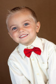 Red Boys Bow Ties