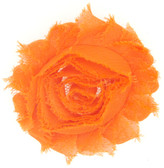 Orange Shabby Flowers