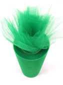 Emerald Green Tulle