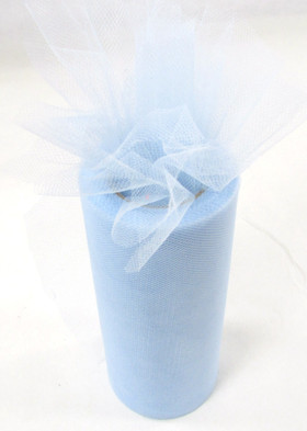 Light Blue Tulle