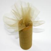Old Gold Tulle