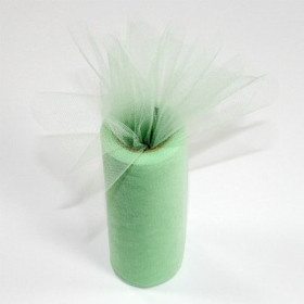 Mint Green Tulle