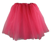 Neon Hot Pink Teen and Adult Tutu