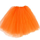 Orange Teen and Adult Tutu