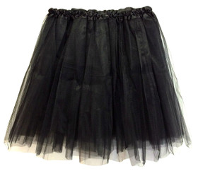 Black Teen and Adult Tutu