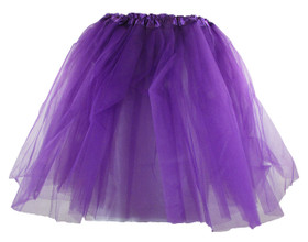 Purple Teen and Adult Tutu