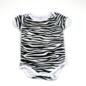 Zebra Baby Body Suit