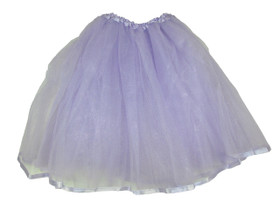 Lavender Older Girs and Adult Ribbon Lined Tutu