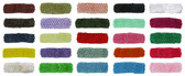 "Wholesale 1 1/2"" Crochet Headbands"
