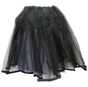 Black Older Girls and Adult Ribbon Lined Tutu