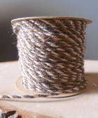 Brown & Natural Jute Cord