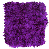 "5"" Purple Chenille Crochet Headbands"
