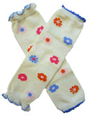 Wholesale Flower Leg Warmers