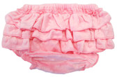 Light Pink Minky Diaper Cover