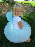 Frozen Aqua 5 Layer Dance Tutu