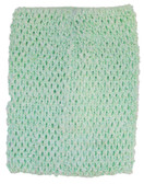 Mint Green Tutu Top Crochet Headband