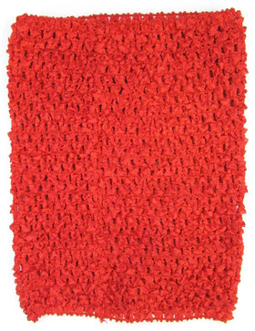 Red Tutu Top Crochet Headband 8 Crochet Headbands Are Great For