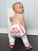 Baseball Boy Leg Warmers (leg warmers not included--gift set is available as well)