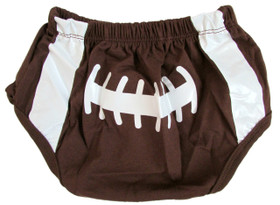 Football Boy Diaper Cover