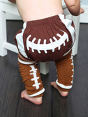 Football Boy Diaper Cover for boys