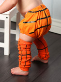 Basketball Boy Diaper Cover (leg warmers not included--gift set is available as well)