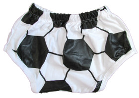Soccer Boy Diaper Cover