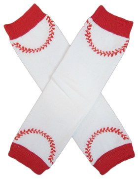 Baseball Boy Leg Warmers