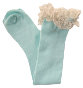 Aqua Boot Socks for Teens